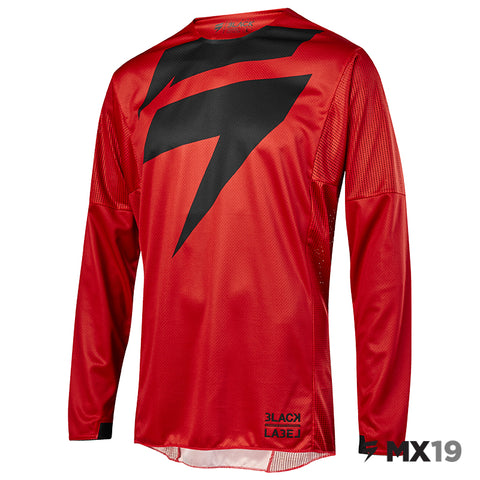 JERSEY SHIFT 3LACK MAINLINE ROJO