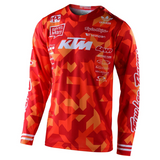 JERSEY TLD GP AIR CONFETTI TEAM ORANGE