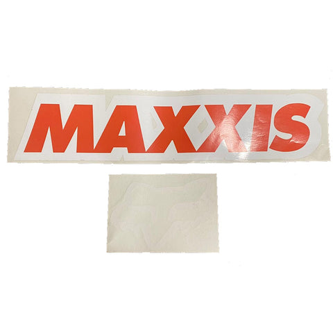 KIT STICKERS MAXXIS 4