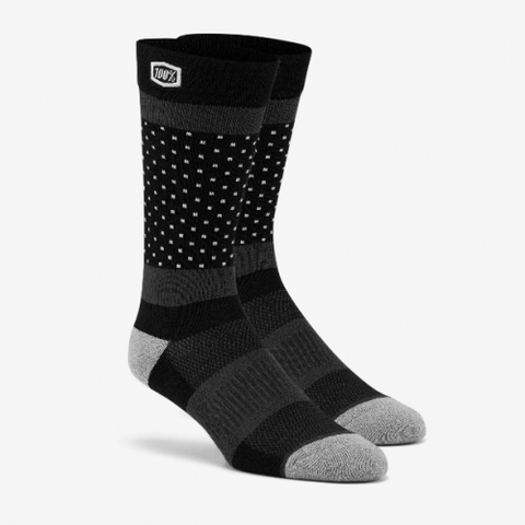 OPPOSITION CASUAL SOCKS NEGRO