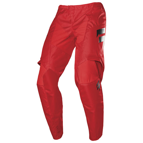 PANTALON SHIFT WHIT3 LABEL RACE ROJO