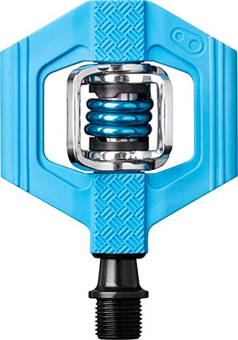 PEDALES CRANKBROTHERS CANDY 1/ AZUL
