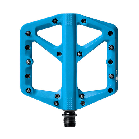 PEDALES CRANKBROTHERS STAMP 1 CHICO/AZUL