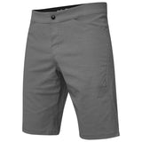 SHORT FOX RANGER LITE GRIS ESTAÑO