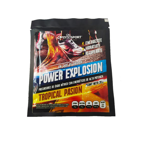 SOBRE OPTISPORT POWER EXPLOSION TROPICAL-PASION 20G