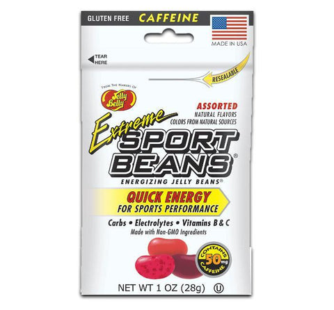 SPORT BEANS EXTREME ASSORTED CAFEINA