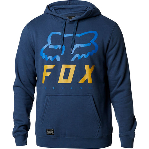SUDADERA FOX HERITAGE FORGER AZUL ELECTRICO