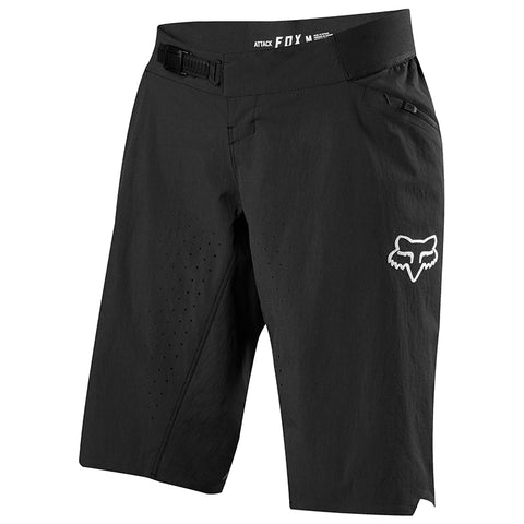 SHORT FOX ATTACK DAMA NEGRO