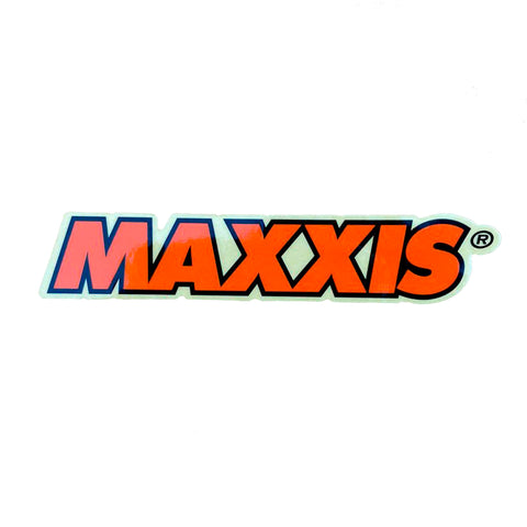 STICKER MAXXIS CHICO