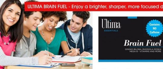 SA's #1 BRAIN SUPPLEMENT – ULTIMA BRAIN FUEL
