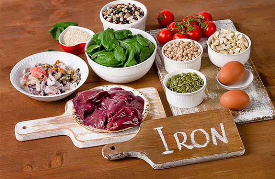 How Does Iron Help Athletes with Their Performance?
