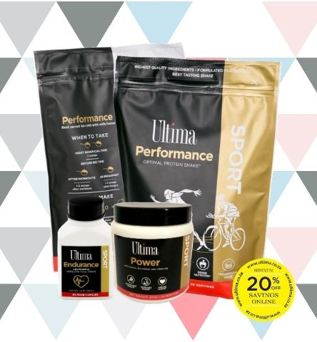 Ultima Ultima Sports Nutrition Kit