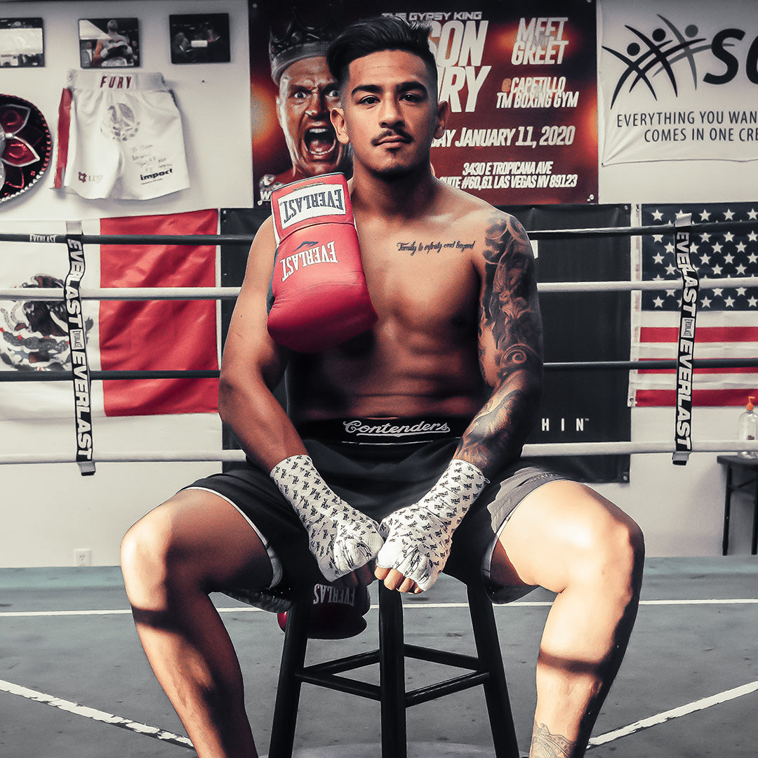 Jessie Magdaleno Signs with Contenders Fight Club