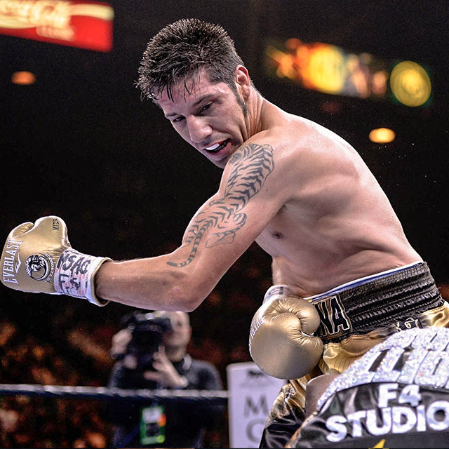 Meet The Newest Member of Fight Club - 'The Gladiator' John Molina