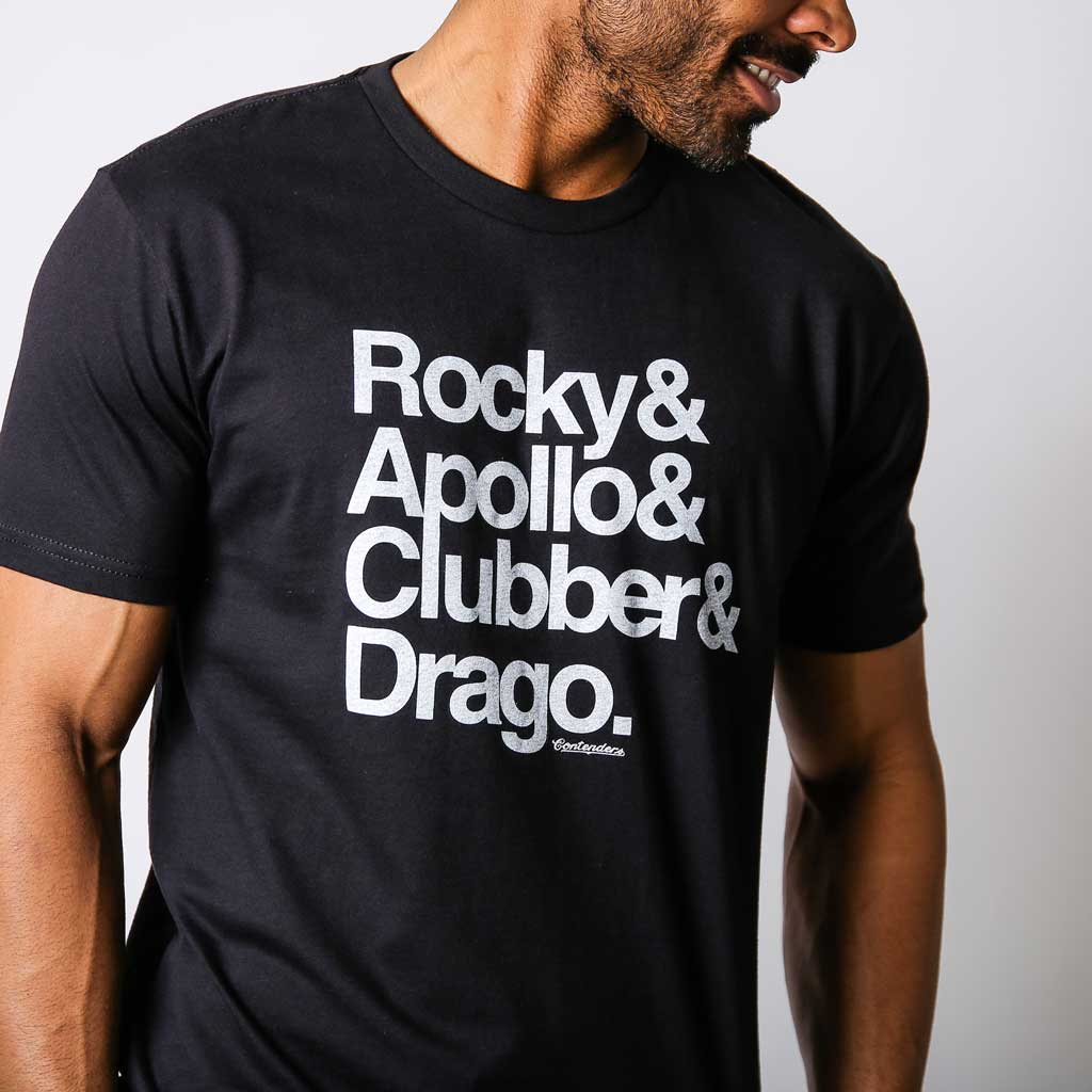 ROCKY HEAVYWEIGHTS SHIRT - Contenders Clothing