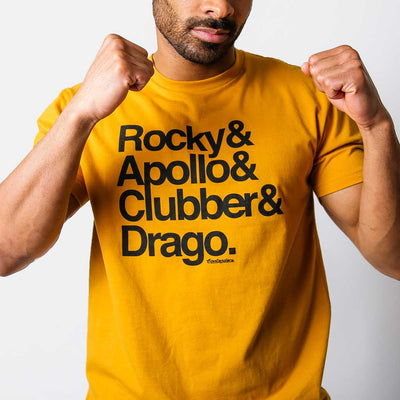 ROCKY HEAVYWEIGHTS SHIRT