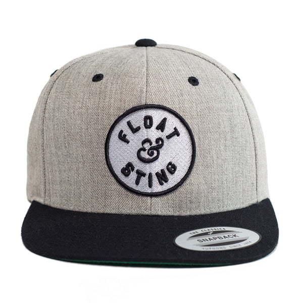 Two-Tone Float & Sting Snapback