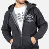 COBRA KAI LEARN TO FIGHT ZIP HOODIE
