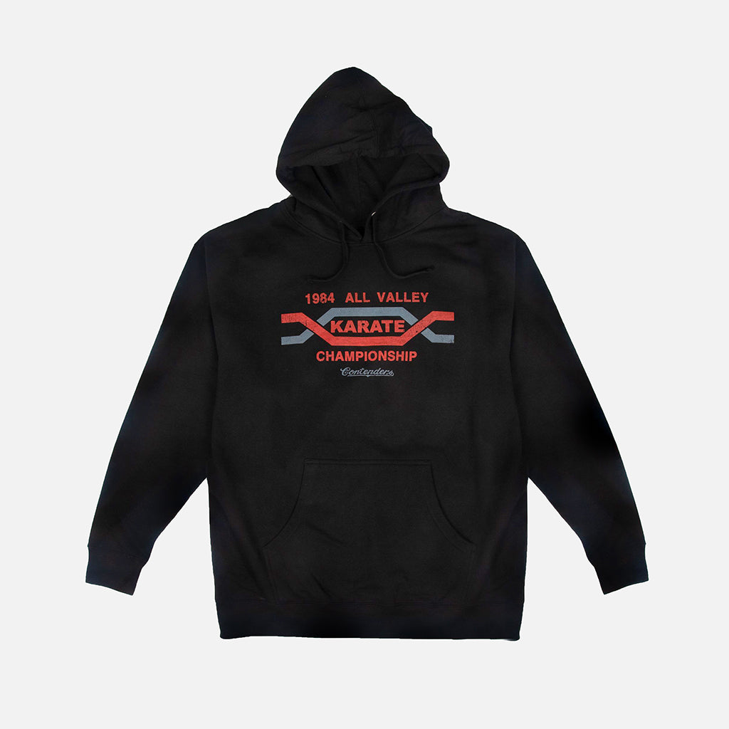 Karate Kid All Valley Pullover Hoodie