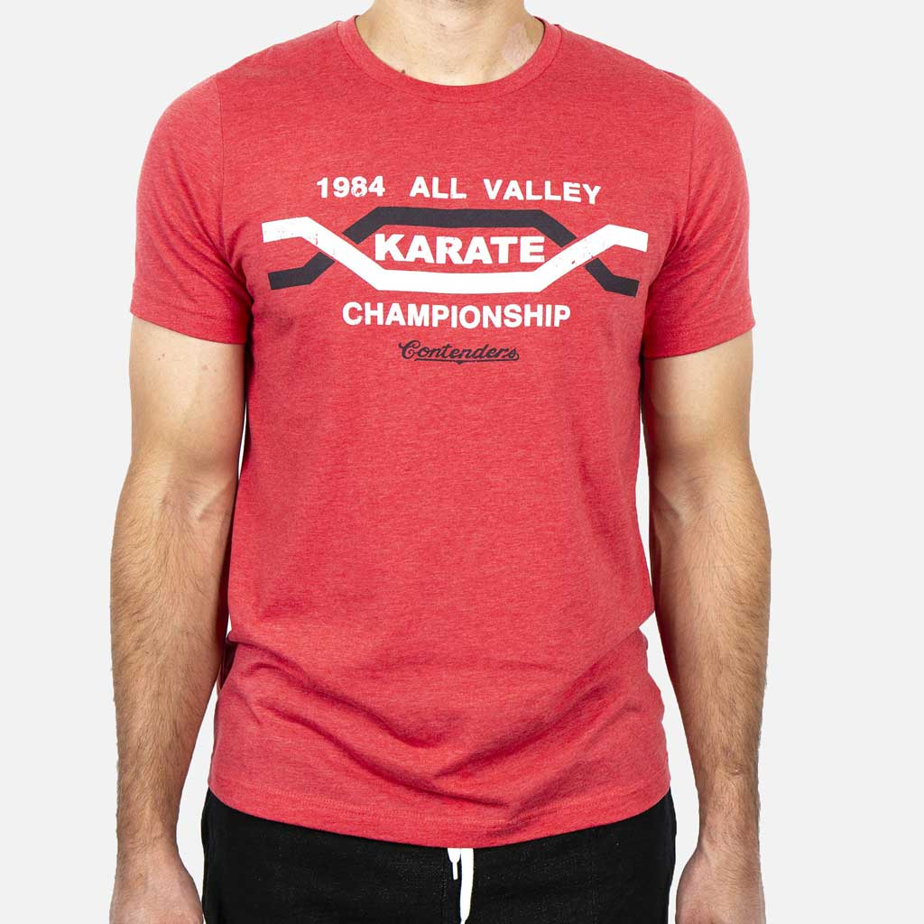 KARATE KID ALL-VALLEY TOURNAMENT SHIRT - Contenders Clothing