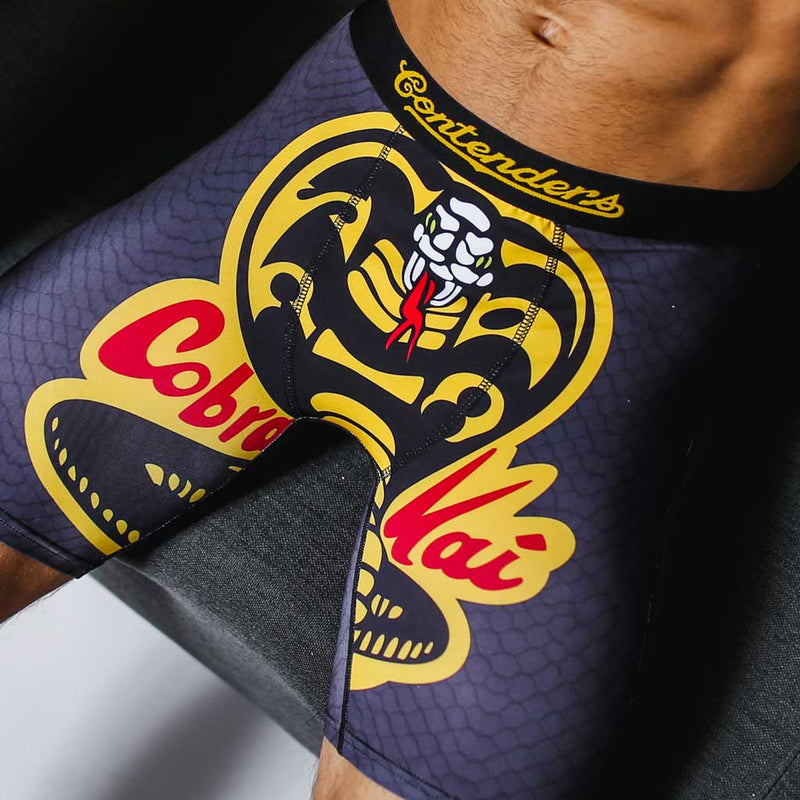 COBRA KAI BOXER BRIEF - Contenders Clothing