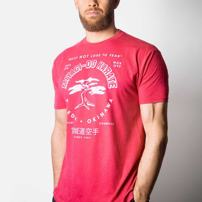 KARATE KID VINTAGE MIYAGI SHIRT - Contenders Clothing