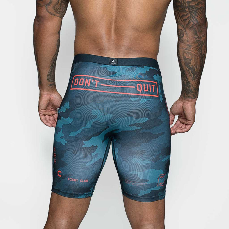 CONTENDERS CAMO FIGHT TRUNK BRIEF