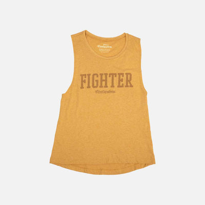 WOMEN'S FIGHTER TANK - Contenders Clothing
