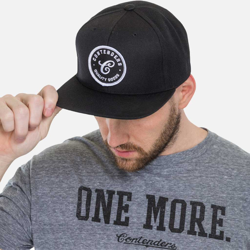 CONTEND STAMP SNAPBACK - Contenders Clothing