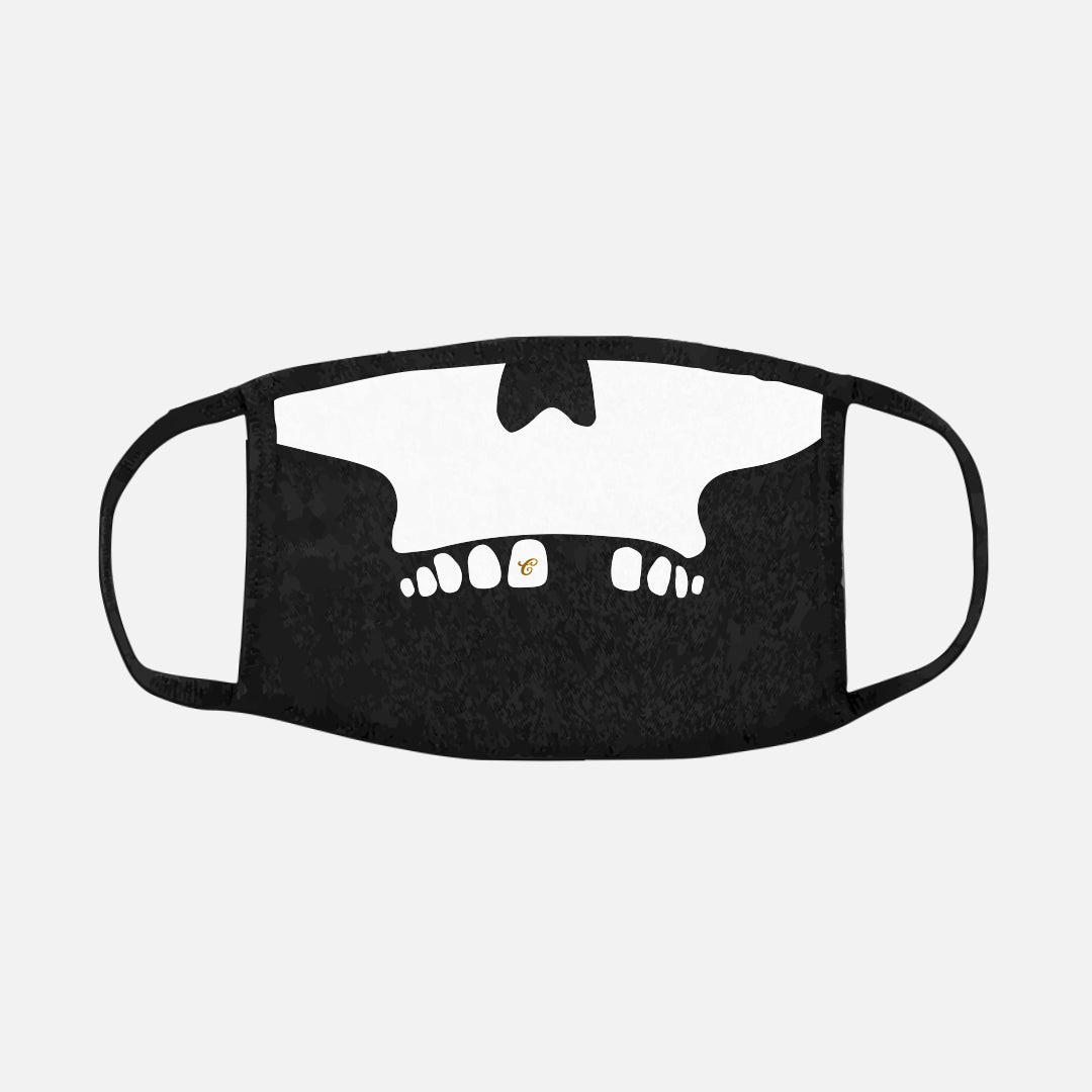 SKULL CRACK FACE MASK - Contenders Clothing