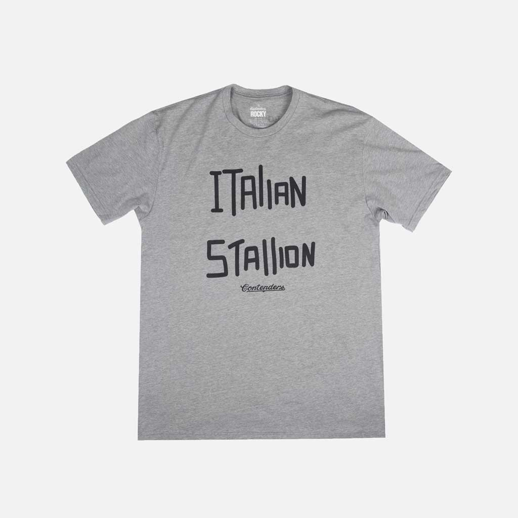 ROCKY ITALIAN STALLION SHIRT - Contenders Clothing