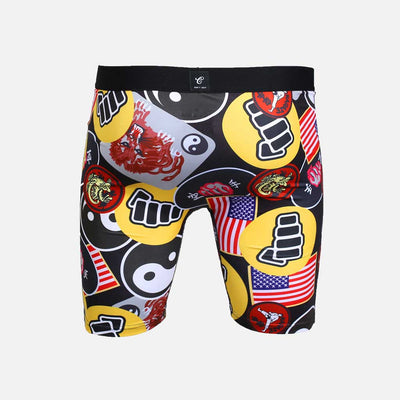 KARATE KID GI PATCHES BRIEF - Contenders Clothing
