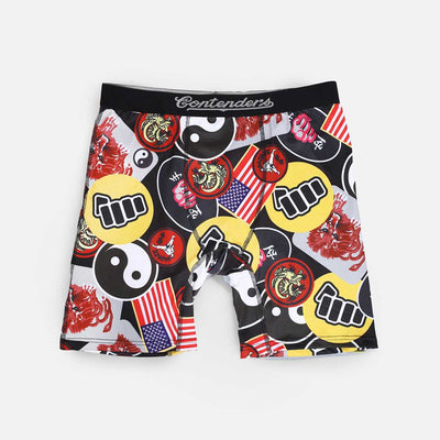 Gi Patches Boxer Brief