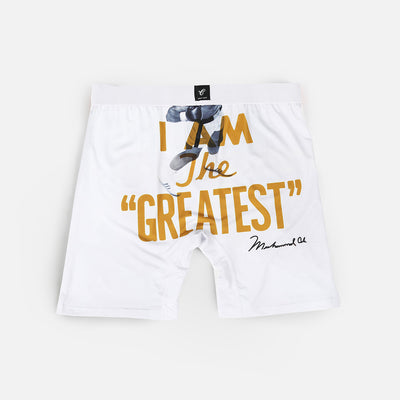 MUHAMMAD ALI GOAT BRIEF - Contenders Clothing