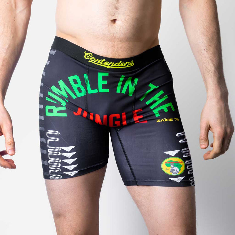 MUHAMMAD ALI RUMBLE BRIEF