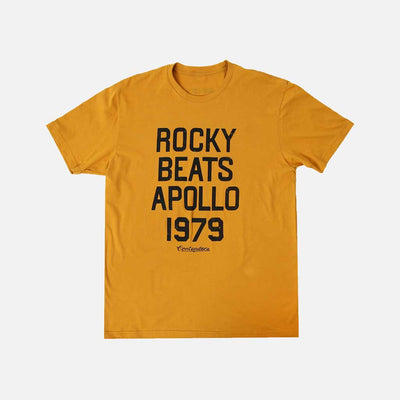 ROCKY BEATS APOLLO 1979 SHIRT - Contenders Clothing