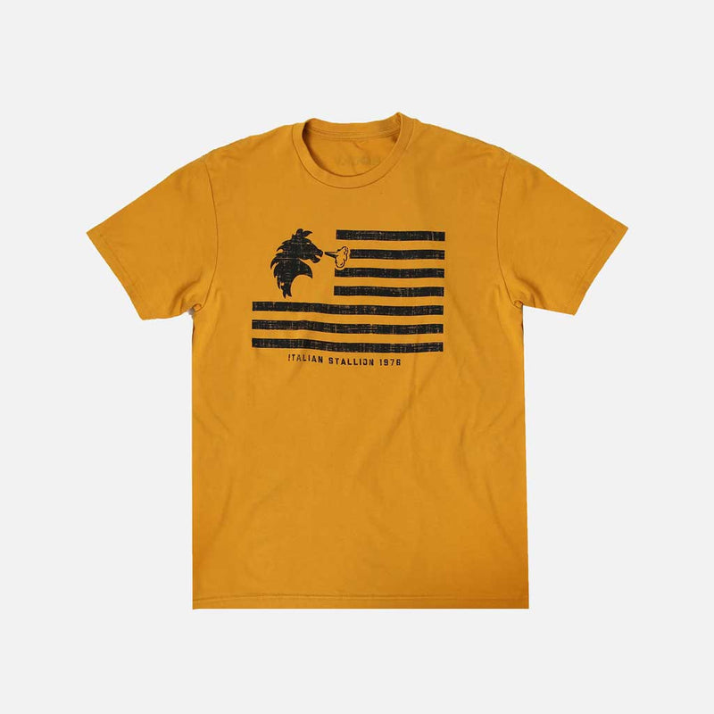 ROCKY STALLION FLAG SHIRT - Contenders Clothing