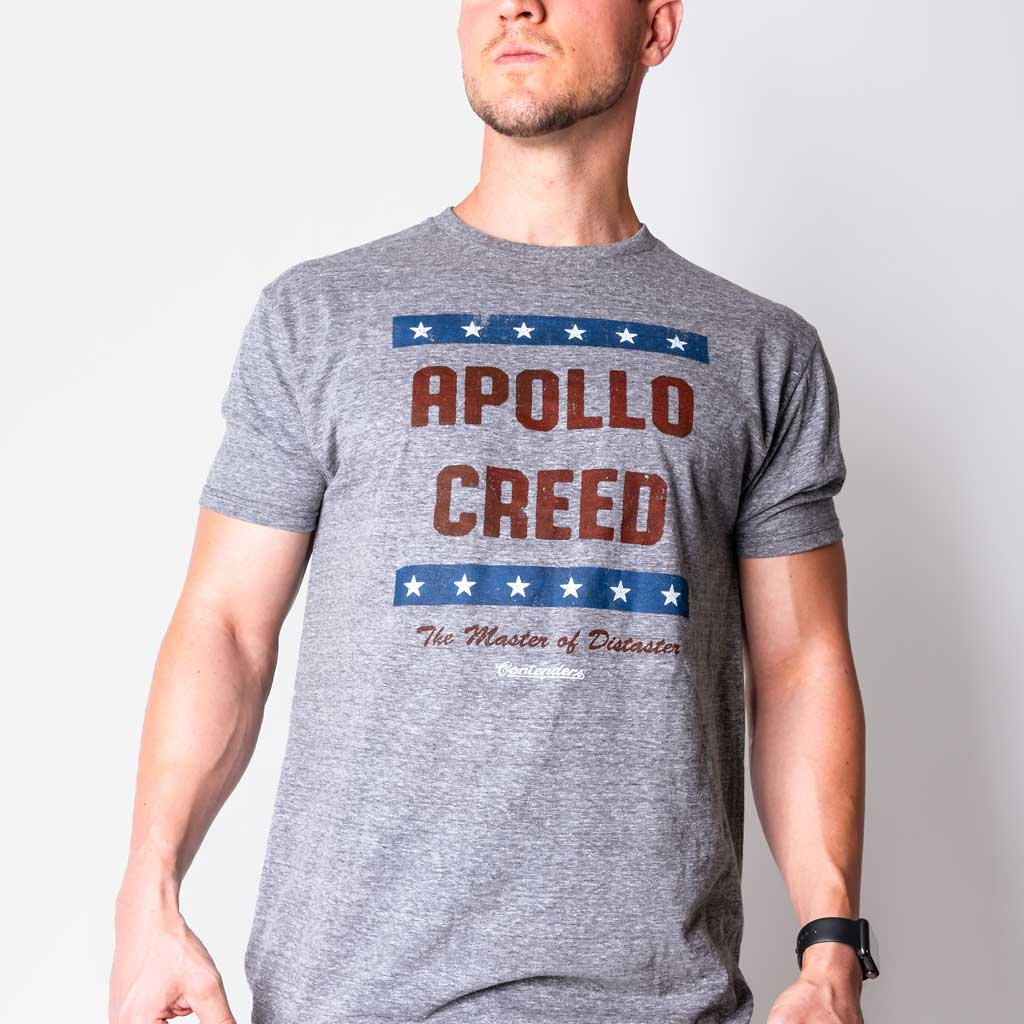 APOLLO CREED MASTER OF DISASTER SHIRT - Contenders Clothing
