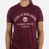 SCHOOL OF HARD KNOCKS BOXING SHIRT - Contenders Clothing