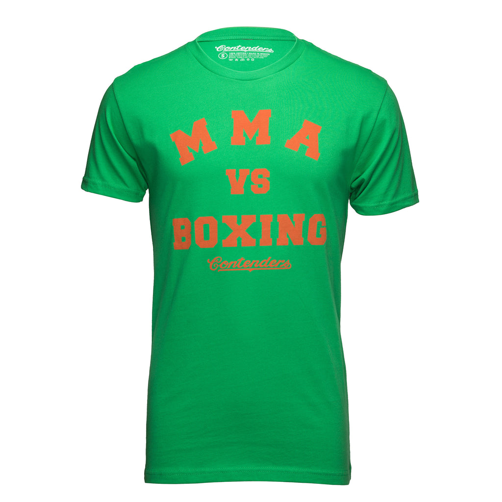 mma vs boxing Boxer vs  mike williams (mma fighter) vs  that if the two were ever to meet,  whether in a boxing bout or cage fight, which their respective.