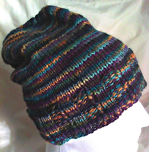 Begin a New Hat with the Genesis Knitting Pattern (FREE!)