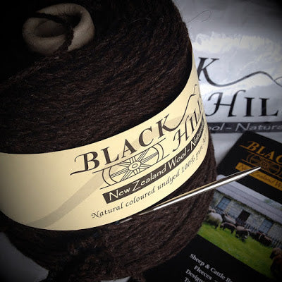 Waterknyt Blog Image Black Hills Wool