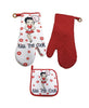 Betty Boop Pot Holder/Oven Mitt