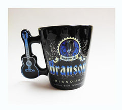 Branson Shot Glass Showtown Guitar/Handle