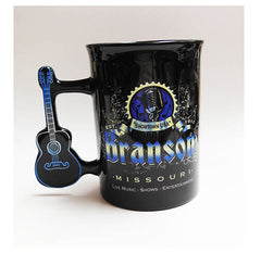 Branson Mug Showtown Guitar/ Handle