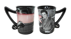 Elvis Mug w/Car Music Handle
