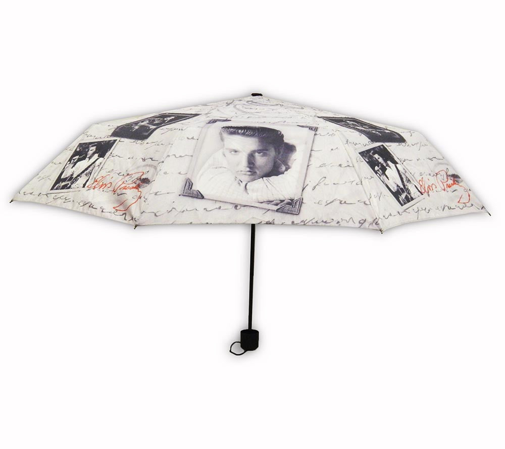 Elvis Umbrella Frames w/ Letter   Mid-South Products