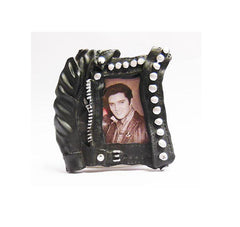 Leather Jacket Frame Magnet
