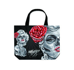 NJ as MM - James Danger Tote Gypsy Woman