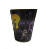 Memphis Shot Glass Metallic w/Guitars